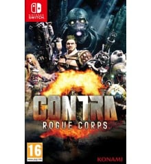 Contra – Rogue Corps