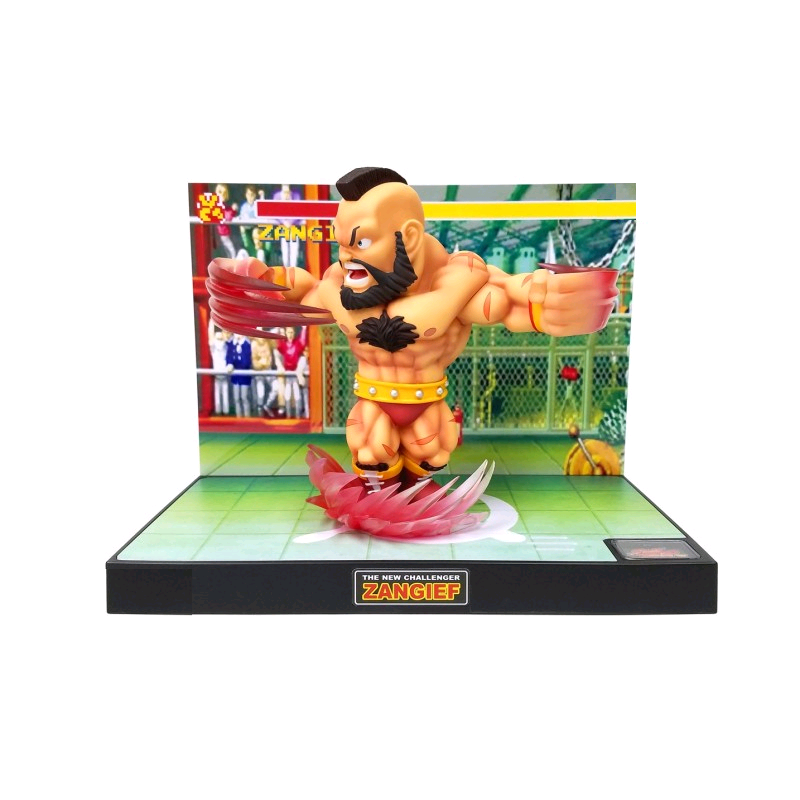 Street Fighter T.N.C.-07 (The New Challenger) Zangief