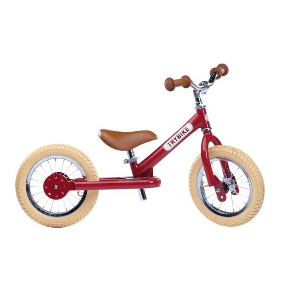 Trybike - Løbecykel, Vintage rød