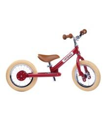 Trybike - Steel Laufrad, Vintage rot