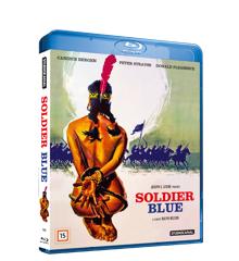 Soldier Blue - Blu ray
