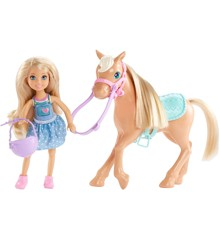 Barbie - Chelsea og Pony (DYL42)