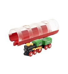 BRIO - Damp Tog & Tunnel (33892)