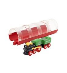 BRIO - Steam Train & Tunnel (33892)