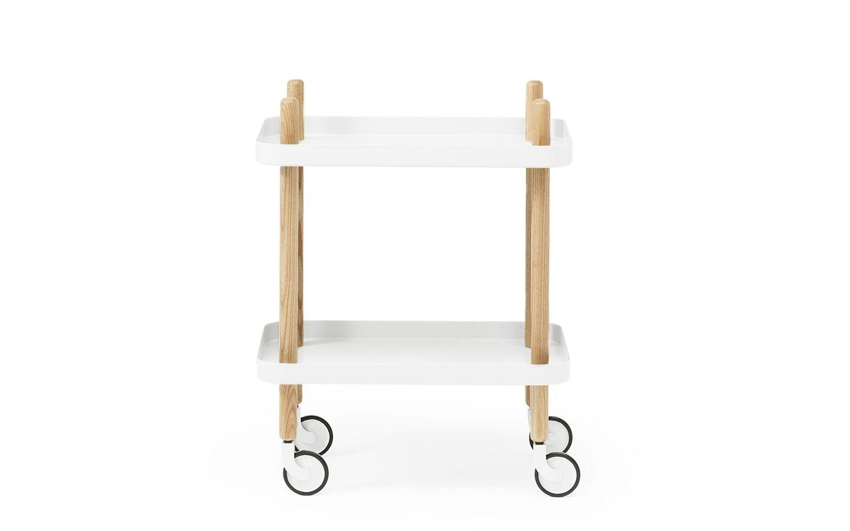 Normann Copenhagen - Block Tisch - Weiß