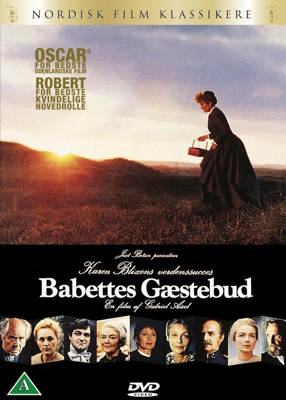 Babettes Gæstebud - DVD