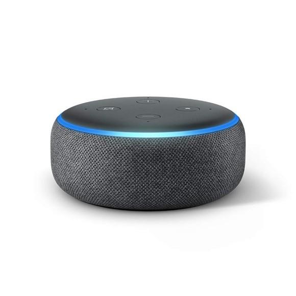 Amazon Echo Dot 3rd Gen. Anthrazit