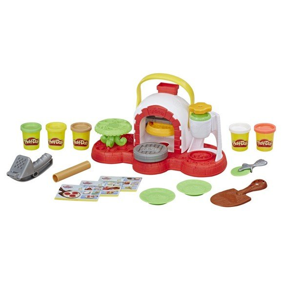 Play-Doh - Stamp N' Top Pizza (E4576EU4)