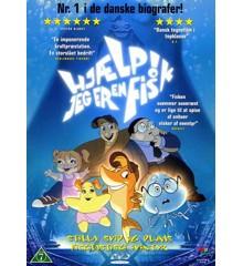 Hjælp! Jeg er en fisk - DVD