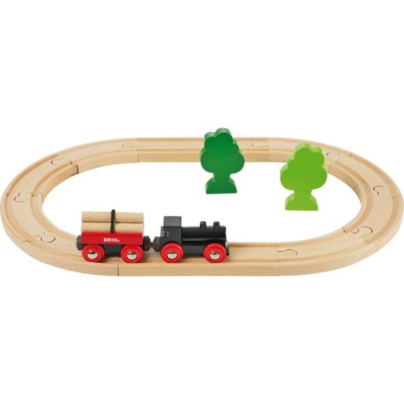 BRIO - Little Forest Train Set (33042)
