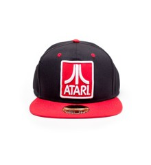 Atari - Logo Badge Snapback (One-size)