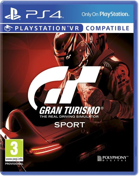 Gran Turismo: Sport