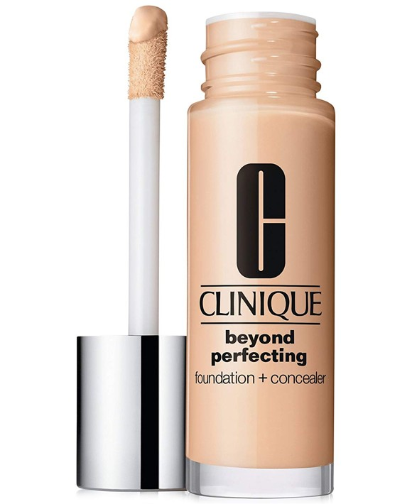 Clinique - Beyond Perfecting Foundation + Concealer - 0.5 Breeze
