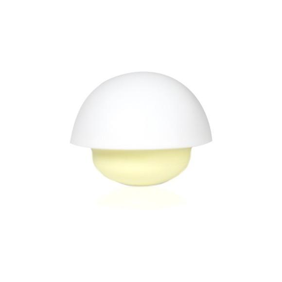 Filibabba - Led Svampe lampe, Gul (FI-NL003)