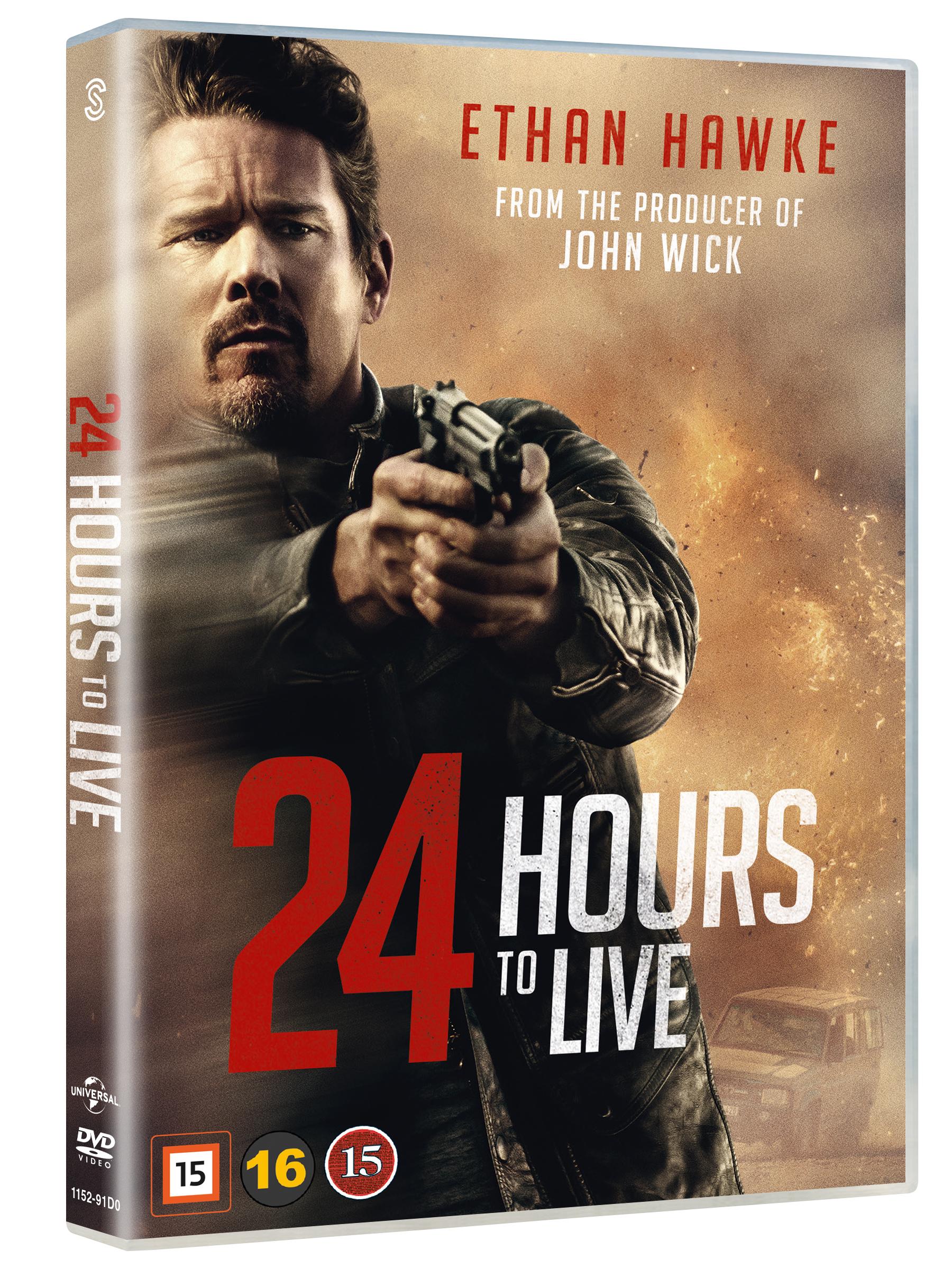 Bilde av 24 Hours To Live