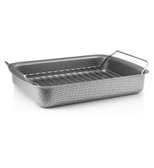 Eva Trio - Roasting Pan w/rack - Large (202030)