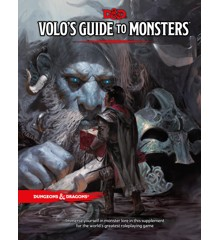 Dungeons & Dragons - Role Play - 5th Edition Volo´s Guide to Monsters (D&D) (English) (WTCB8682)