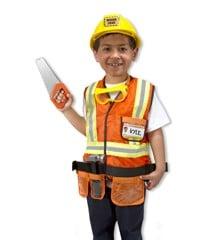 Melissa & Doug -  Udklædning - Bygningsarbejder (3-6 år)