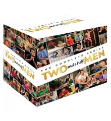 Two and a Half Men: The Complete Series - DVD
