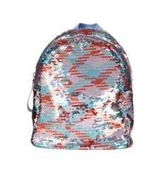 Top Model - Small Backpack w/Sequins - Multi Colour (0410826)