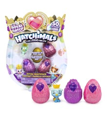 Hatchimals - Colleggtibles S6 4-pk + bonus (6047212)