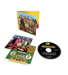 The Beatles - Sgt. Peppers Lonely Hearts Club Band (50th. Ann. Edit.) - CD