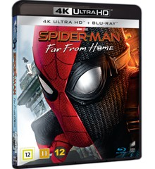 Spider-Man: Far From Home (Uhd+Bd)