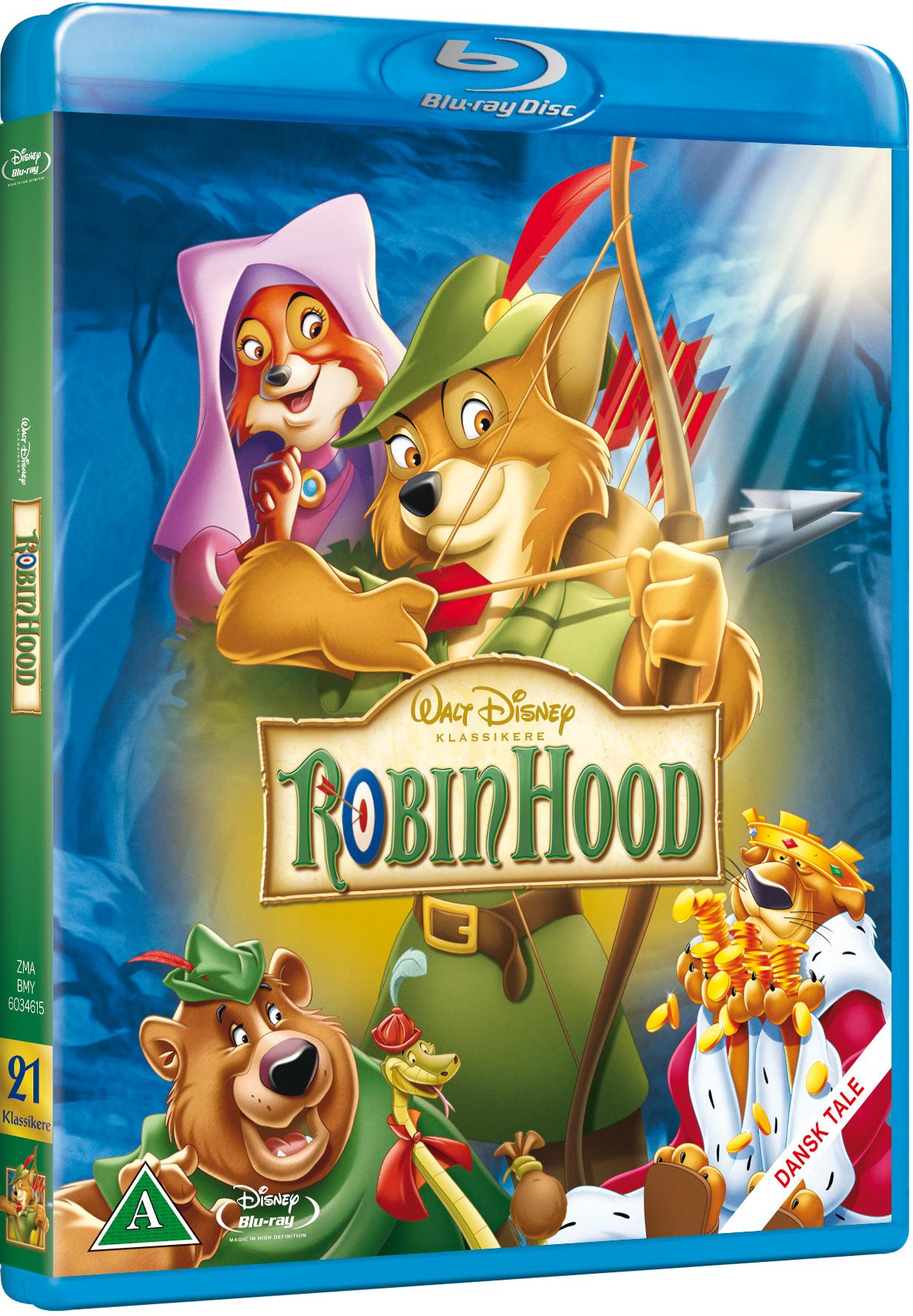 Robin Hood - Disney classic #21