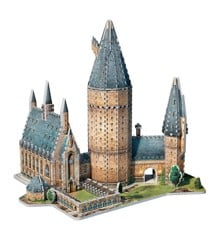 Wrebbit 3D Puzzle - Harry Potter - Great Hall (40970000)