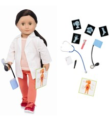 Our Generation - Nicola deluxe doctor doll (731119)