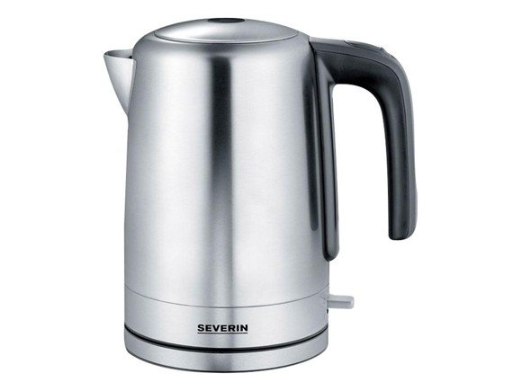 Severin - Electric Kettle 1,7 l. - Stainless Steal (494578)