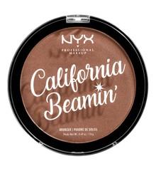 NYX Professional Makeup - California Beamin' Bronzer - The OC