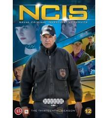 NCIS - Sæson 13 (6 disc) - DVD