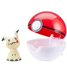 Pokemon - Clip'N Go - Mimikyu (5 cm)