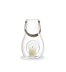 Holmegaard - Design With Light Lantern 24,8 cm - Clear (4343501)