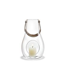Holmegaard - Design With Light Lanterne 24,8 cm - Klar