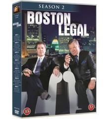 Boston Legal: Sæson 2 (7-disc) - DVD