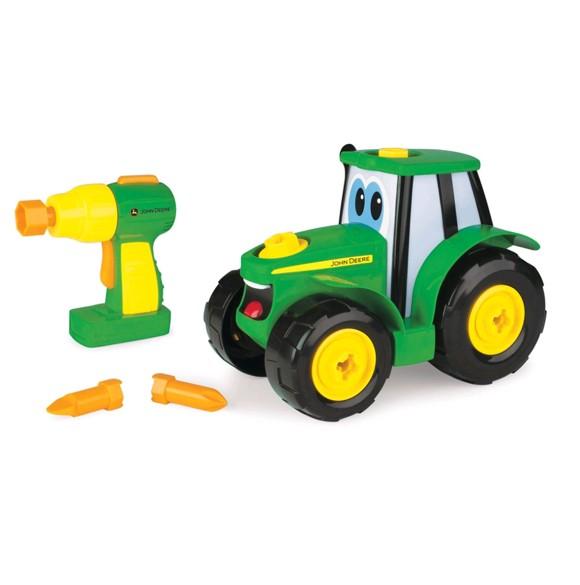 John Deere - Byg-En-Johnny Traktor (15-46655)