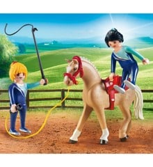 Playmobil Country Horse Vaulting