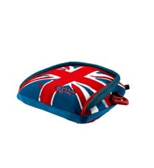 BubbleBum - Inflatable Child's Safety Booster Seat - Union Jack