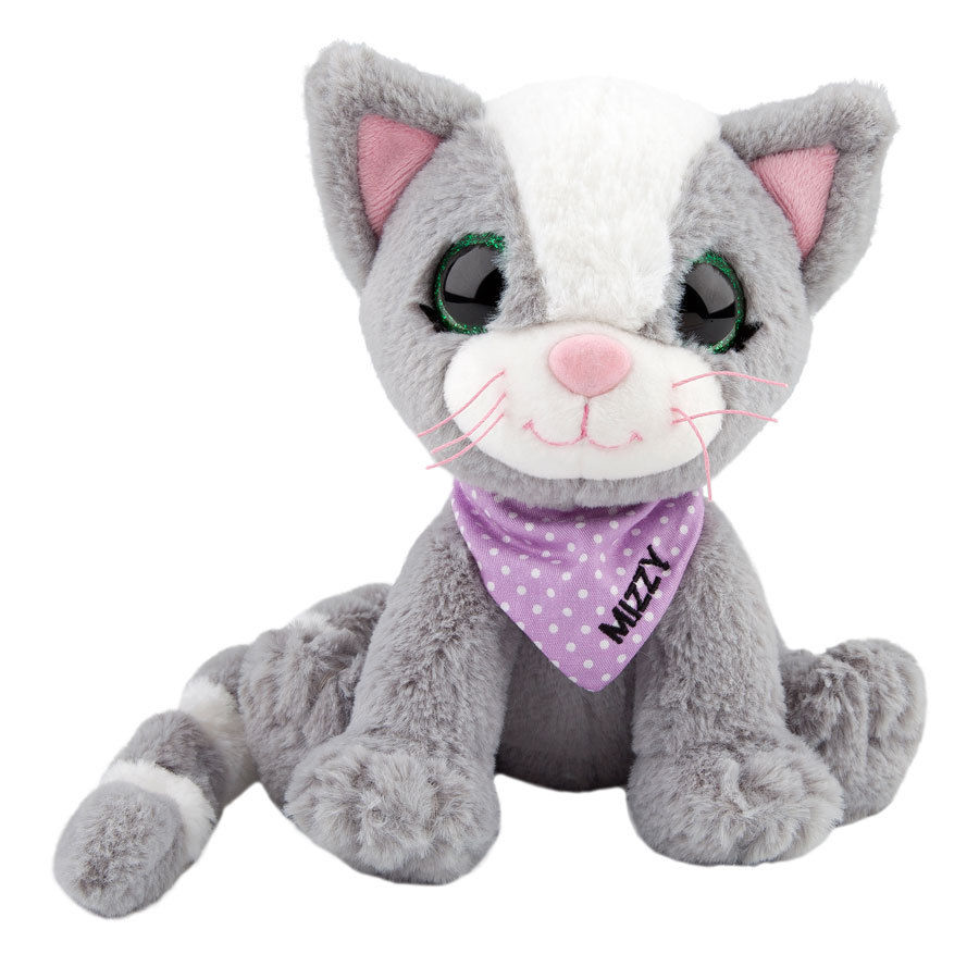 Buy Snukis - 18 cm Plush - Mizzy the Cat