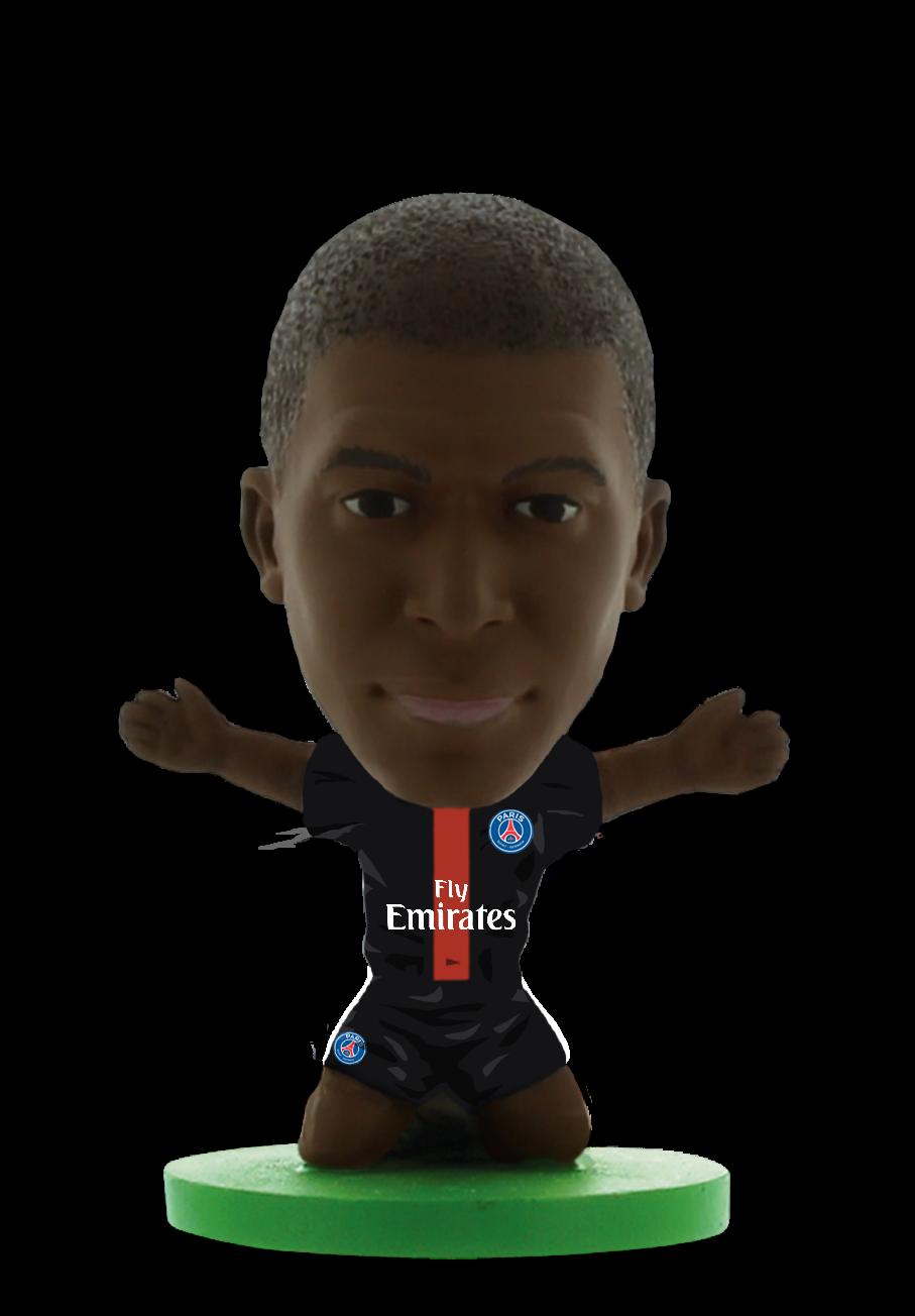 Soccerstarz - Paris St Germain Kylian Mbappe - Home Kit (2020 version)