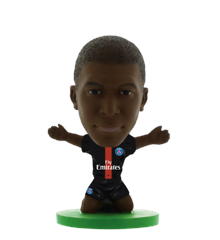 Soccerstarz - Paris St Germain Kylian Mbappe - Home Kit (2020 version)