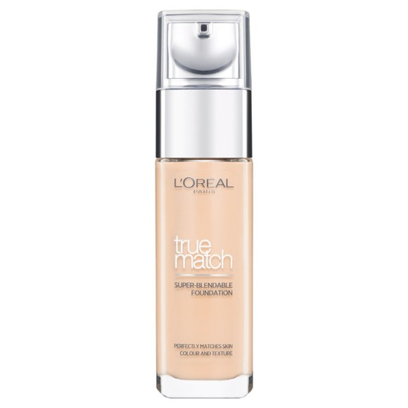 L'Oréal - True Match Foundation - 3.R/3.C Beige Rose