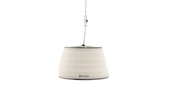 Outwell - Sargas Lux Lamp - Cream White (650861)