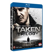 Taken trilogy (1-2-3)