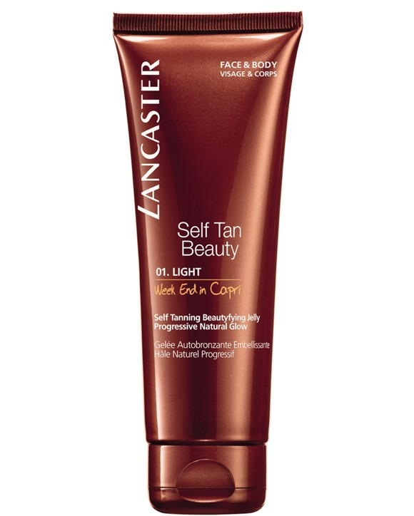 Lancaster - SELF TAN BEAUTY face & body125 ml - #01-light