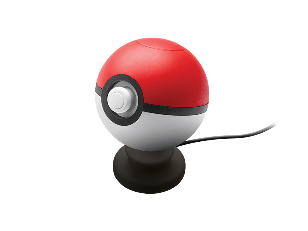 Nyko Charge Base Plus Poke Ball Switch