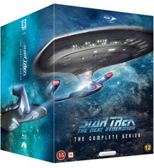 Star Trek - The Next Generation: Komplette Collection (Blu-Ray)