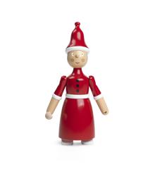 Kay Bojesen - Santa Clara / Mrs Santa red/white (39480)